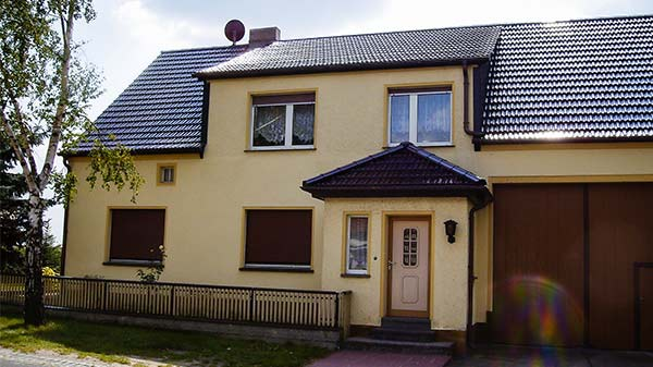 Einfamilienhaus 14913 Hohenseefeld Dachbau Bolze GmbH