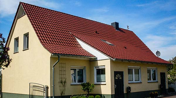 Einfamilienhaus 14913 Nonnendorf Dachbau Bolze GmbH