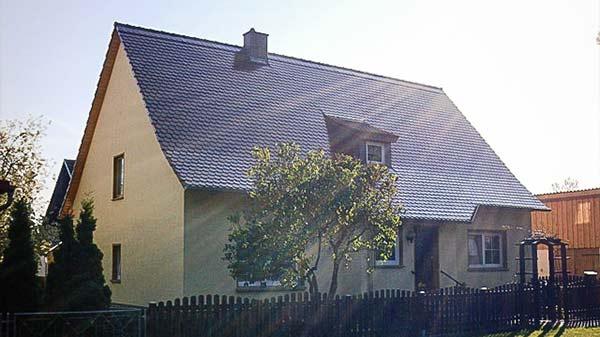 Einfamilienhaus 14913 Reinsdorf Dachbau Bolze GmbH