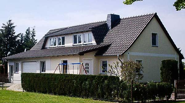 Einfamilienhaus 14913 Reinsdorf 2 Dachbau Bolze GmbH
