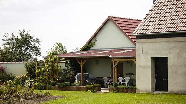 Einfamilienhaus 15936 Karlsdorf Dachbau Bolze GmbH
