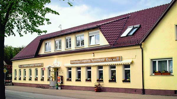 Gaststätte & Pension 14913 Nonnendorf Dachbau Bolze GmbH