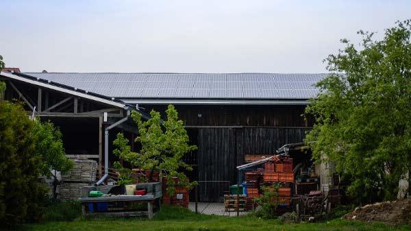 Photovoltaik Halle 14913 Meinsdorf Dachbau Bolze GmbH