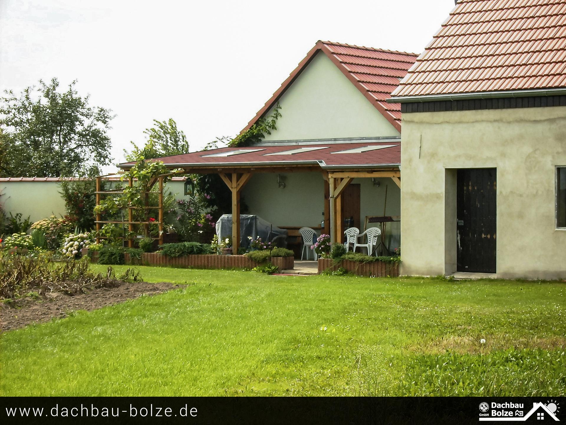 Holzbau & Dacheindeckung Dachbau-Bolze