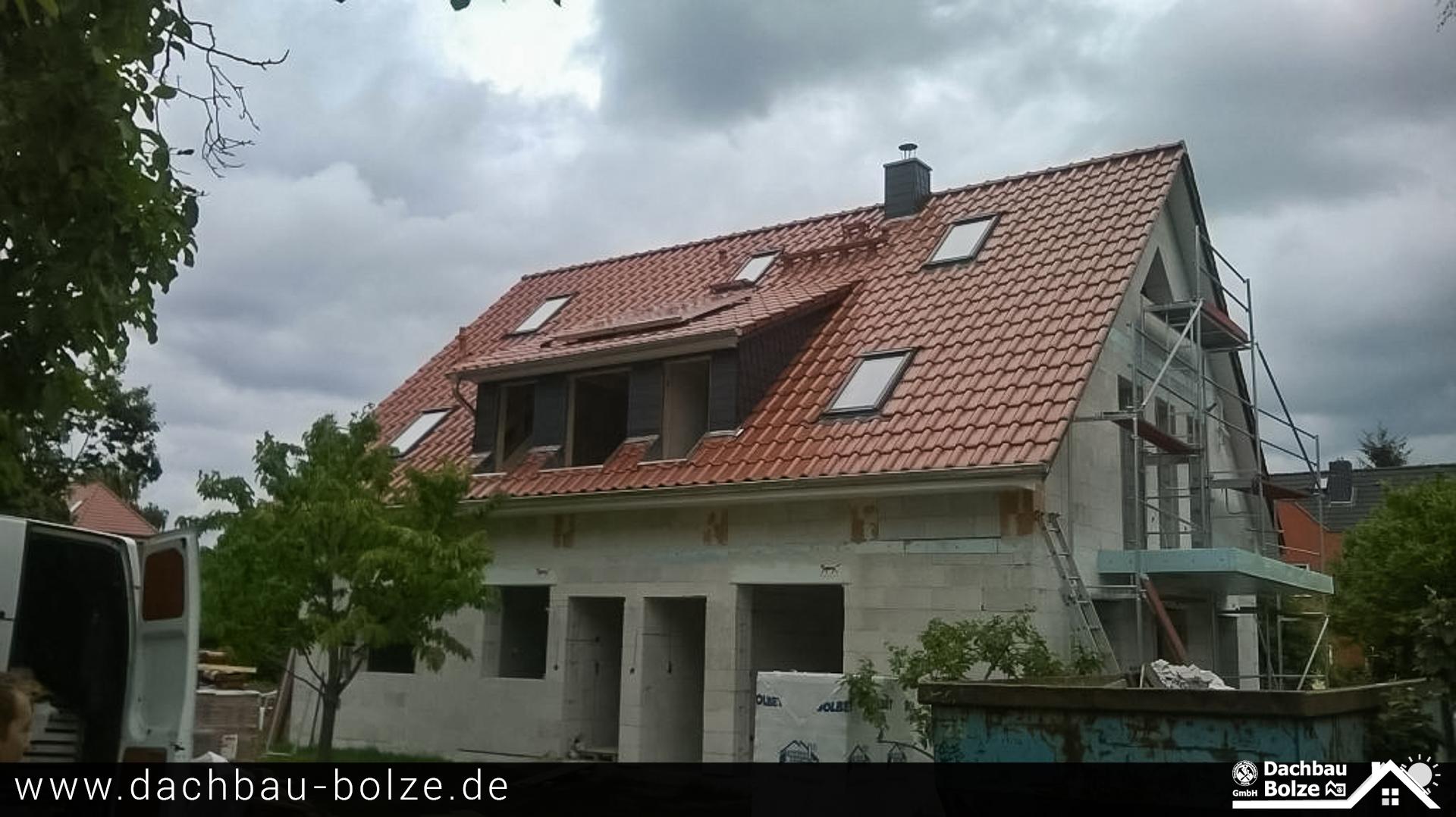 Dacheindeckung Dachbau-Bolze